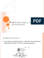 METODO PASO A PASO electroneumática