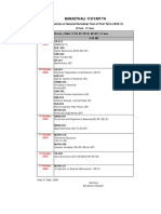 UG Second Periodical Test 2020-21
