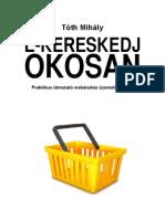 E-kereskedj okosan - Tóth Mihály