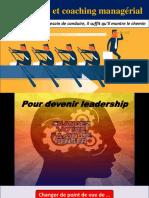 Leadership et coaching managérial - A. Rachidi