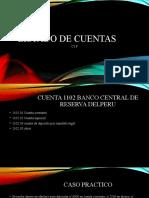 LISTADO DE CUENTAS CIIF .pptx