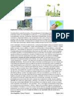 Teoria habitação sustentável