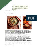 3 RECEITAS MACROBIÓTICAS PARA SE EQUILIBRAR COM A ALIMENTAÇÃO.docx