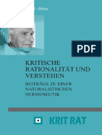 Kritische Rationalität und Verstehen_ Beiträge zu einer naturalistischen Hermeneutik (Schriftenreihe zur Philosophie Karl R. Poppers und des Kritischen ... Philosophie Karl Poppers Und Des Kritisch) ( PDFDrive ).pdf