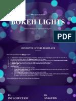 Bokeh Lights by Slidesgo