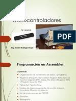 PIC - Programación Assembler PIC18F4550