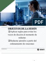 5.- VICIOS DE DICCIÓN (1)
