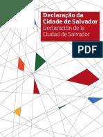 Declaração de Salvador 2007