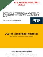 EXPEDIENTE DE CONTRATACION