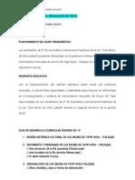 DIVISION  DE PDC