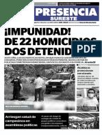 PDF Presencia 21 de Diciembre de 2020