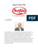 Sofía LTDA. Grupo 5.docx
