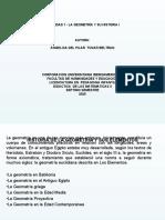 Actividad 1 - La Geometría y Su Historia I - I