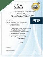 ANALISIS DE CUÑA (FODA) - GRUPO 1