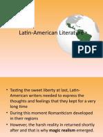 Latin-American Literature