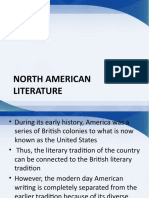 North american literature