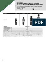 Ckd-filter w1000 Series