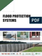 FLOOD PROTECTION WALL CATALOG