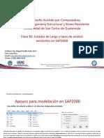Clase #2. Estados de carga y tipos de análisis existentes en sap2000.pdf