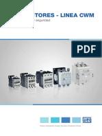 WEG-CWM-contactores