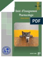 S8 - Pharmacologie-DZVET360-Cours-veterinaires