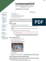 PC HP modif CPU