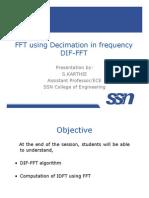 DIF-FFT