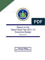 2011_Review_Executive_Budget
