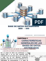 BASE DE DATOS DISTRIBUIDOS BDD - 600
