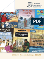 CF4k Children's Resource Catalog 2009 - 2010