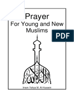 Prayer for Young and New Muslims