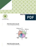 PROTECCION SOLAR Y MASCARAS DE SOMBRAS