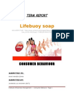 CB Report on LifeBuoy Soap