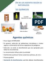 Diapositivas TP N°7- Agentes Físicos y Químicos II