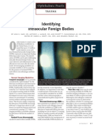 EyeNet article uveitis