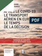 Fondapol Etude Combe Brechemier Transport Aerien Apres Covid 12 2020