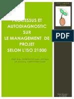 Management de Projet ISO 21500