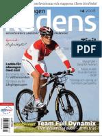Cykeltidningen Kadens # 4, 2008