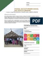 FICHA REFUGIO INTERNACIONAL - FCCE ECOTURISMO CARPEROS