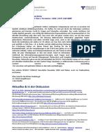 [DE] PROJECT CONSULT Newsletter Information Management News | November | 2020 |ISSN 1349-0809