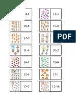 Construir números a partir de ábacos e fazer a sua leitura