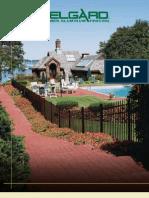 Delgard Aluminum Fence Brochure