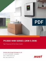 inverter Datasheet - PV1800-VHM-折页.pdf