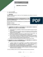 CARTA COMPROMISO DE CAPACITACIÓN Y AUTORIZACION DE DESCUENTO 2019 (1)