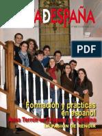 Carta de España Diciembre 2010