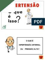 Hipertensão Arterial - resumo