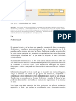 Documento electrónico original