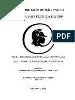 eST-501 - Caderno de Quadros e Testes - MASTER - 2020