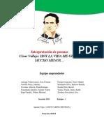 GRUPO 3 - FICHA DE INTERPRETACIÓN DEL POEMA