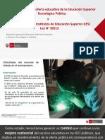 Digest - Optimización de La Oferta Educativa de La Iest Pública